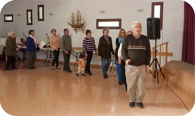 Los mayores ya preparan el Carnaval